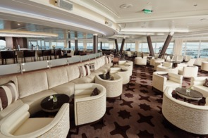 Regent Seven Sea Mariner Observation Lounge