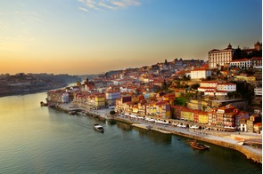 Porto and the river Douro, Portugal