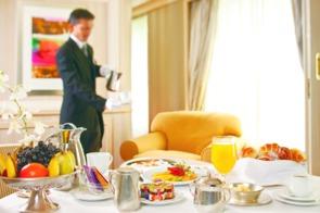 In suite dining