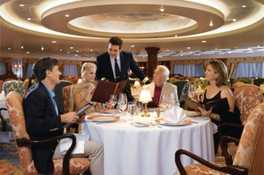 R Class Grand Dining Room
