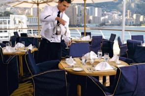 R Class Terrace Cafe