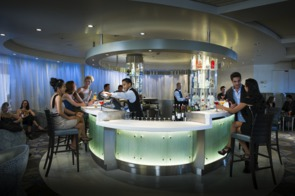 Celebrity Millennium Class Martini Bar
