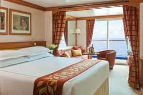 Regent Seven Seas Navigator Deluxe and Concierge Suites