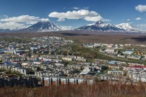 Petropavlovsk-Kamchatsky, Russia