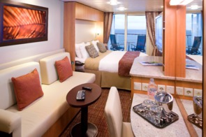 Celebrity Soltice Class Ocean View Stateroom