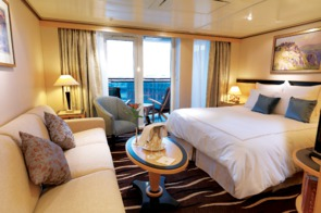 Queen Mary 2 P1 Grade Princess Grill Suite