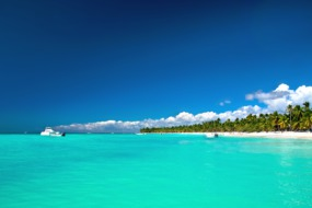 Luxury Caribbean cruises: Saona Island, Dominican Republic