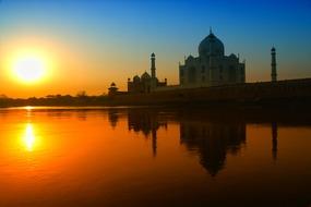 India & Far East expedition cruises - Taj Mahal, Agra