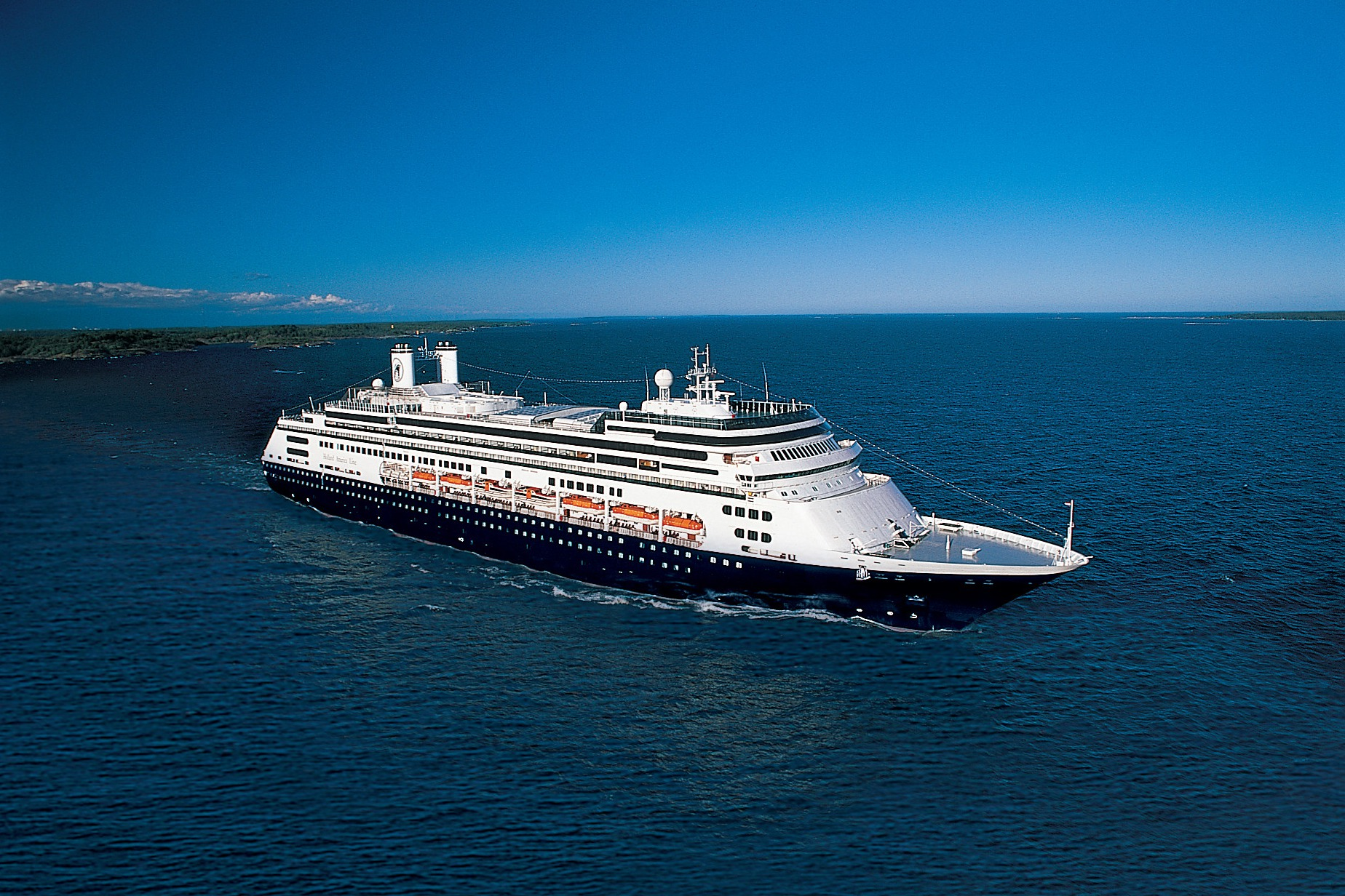Holland America Line cruises - MS Rotterdam