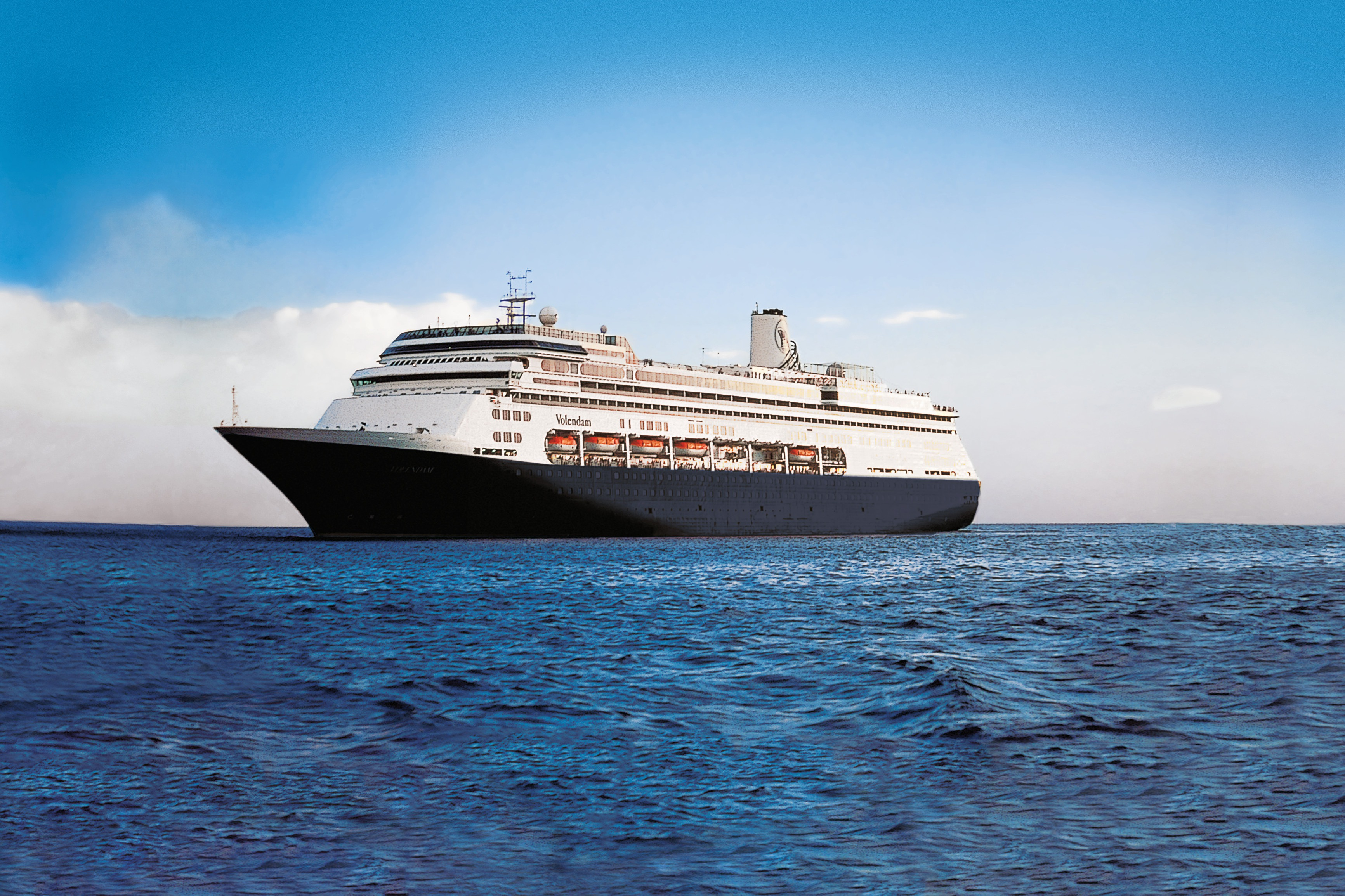 Holland America Line cruises - MS Volendam