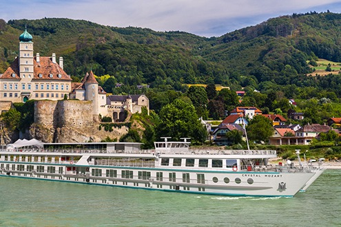 Crystal River Cruises - Crystal Mozart