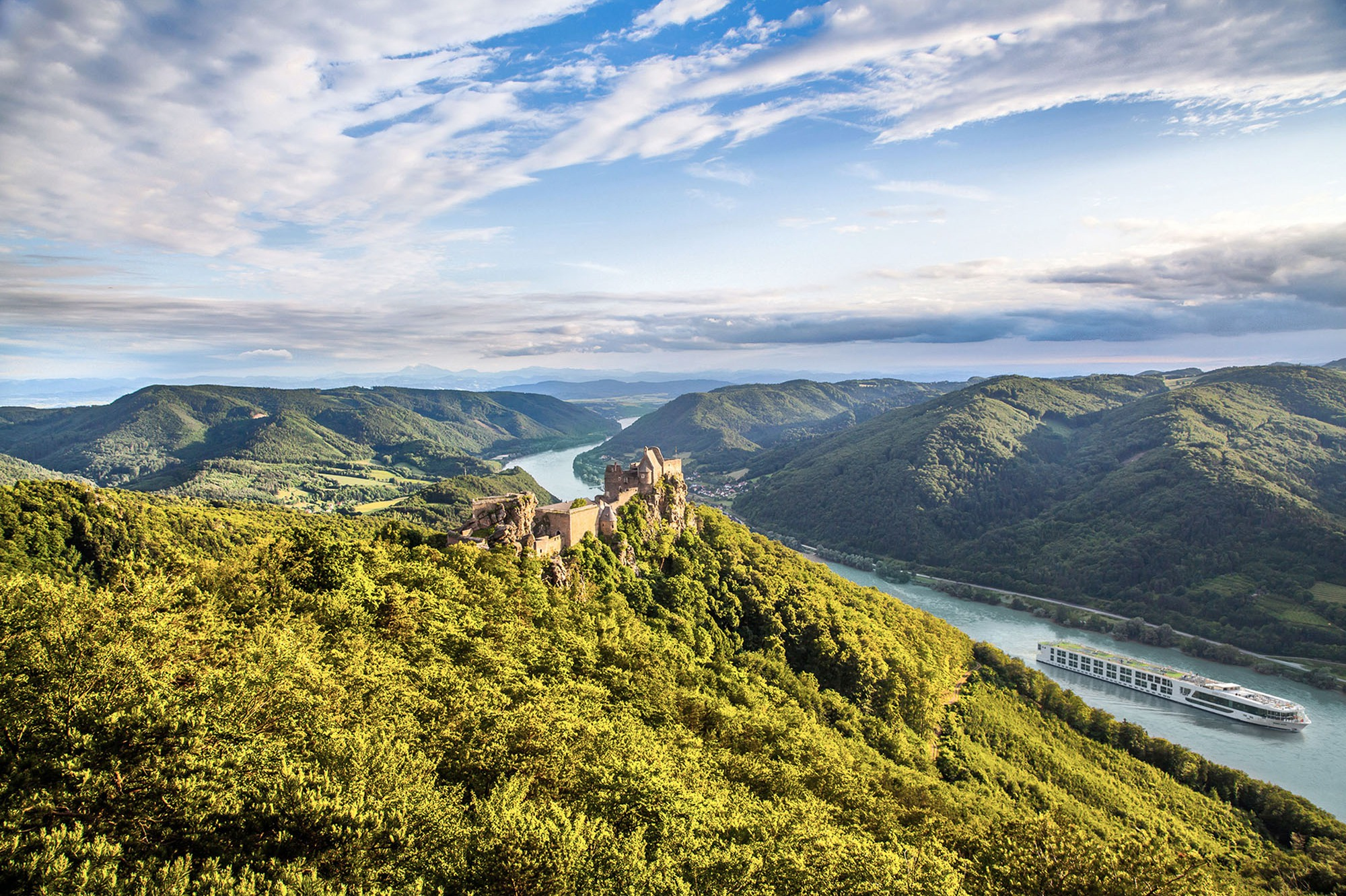 Scenic Jasper in the Wachau Valley