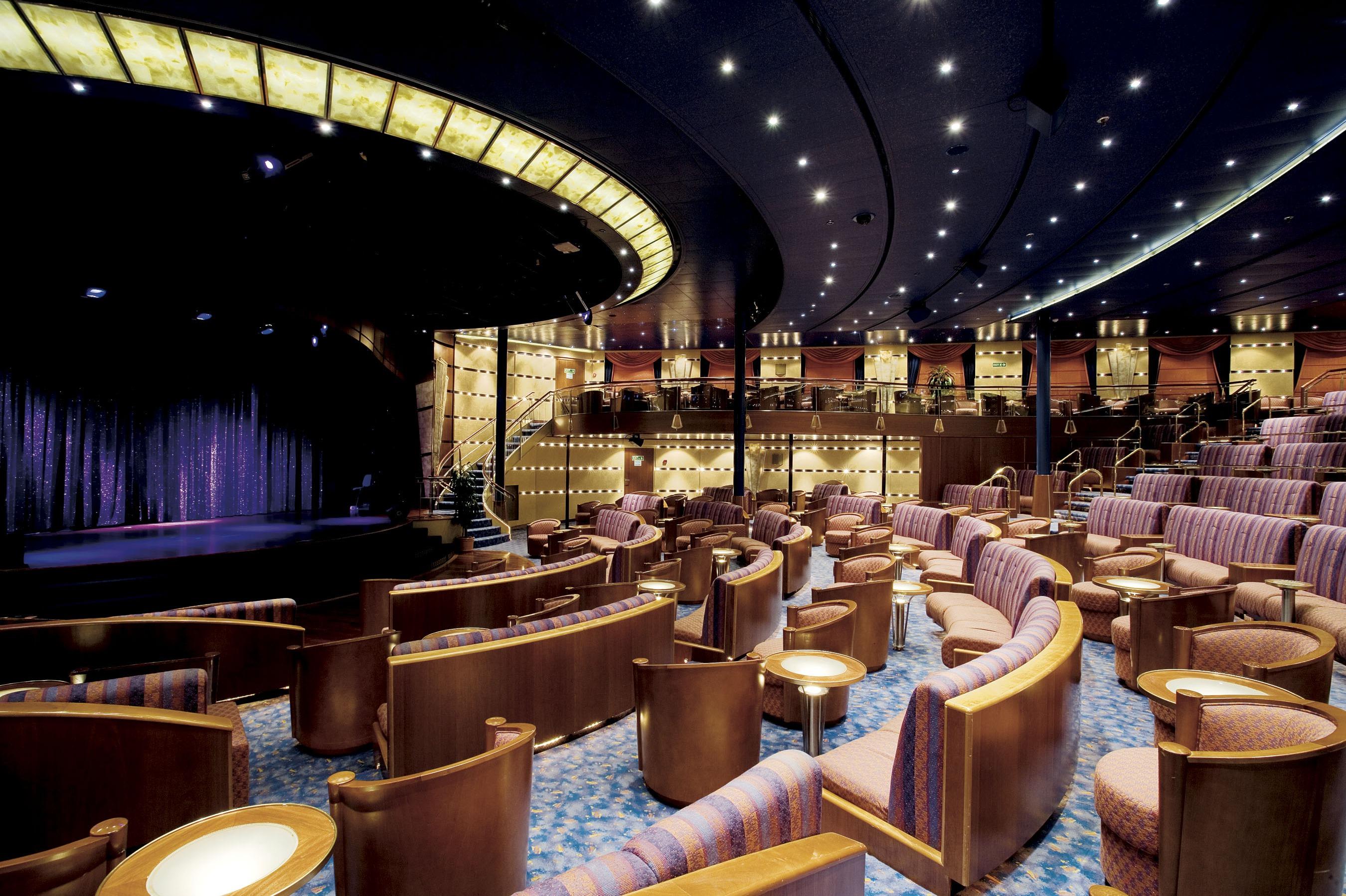 Seven Seas Navigator Theater