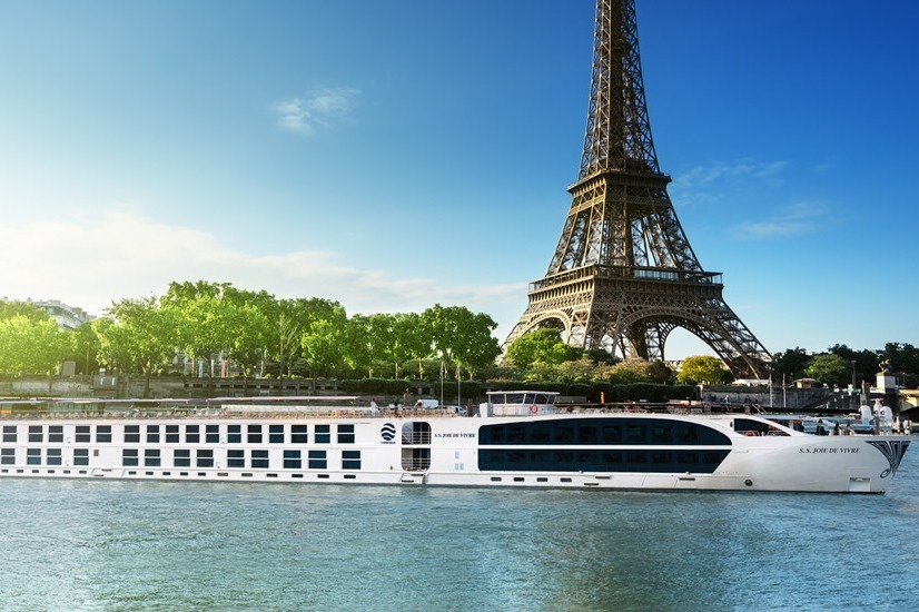 Uniworld Boutique River Cruise Collection - S.S. Joie de Vivre