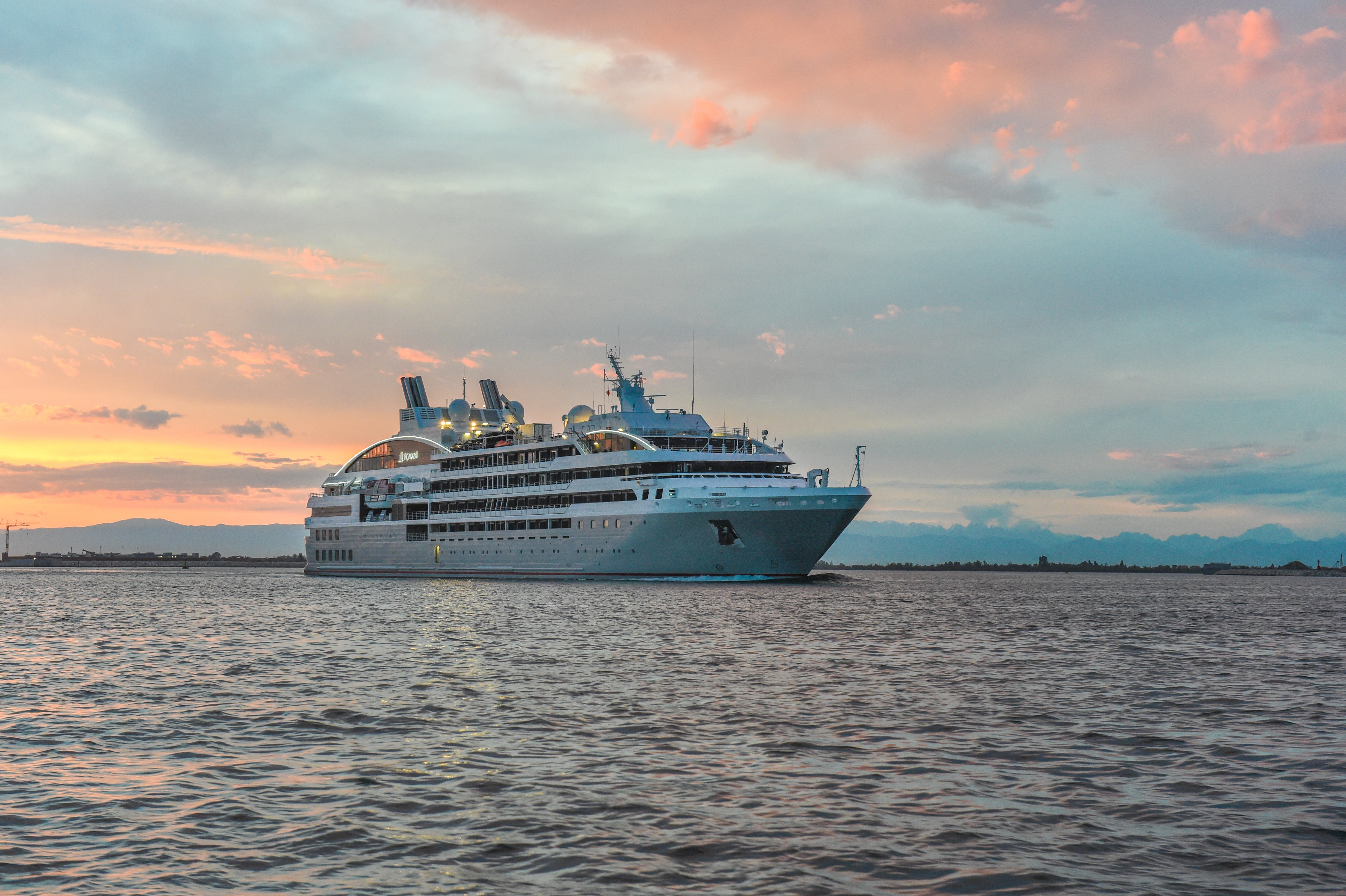 Ponant Cruises - Le Lyrial