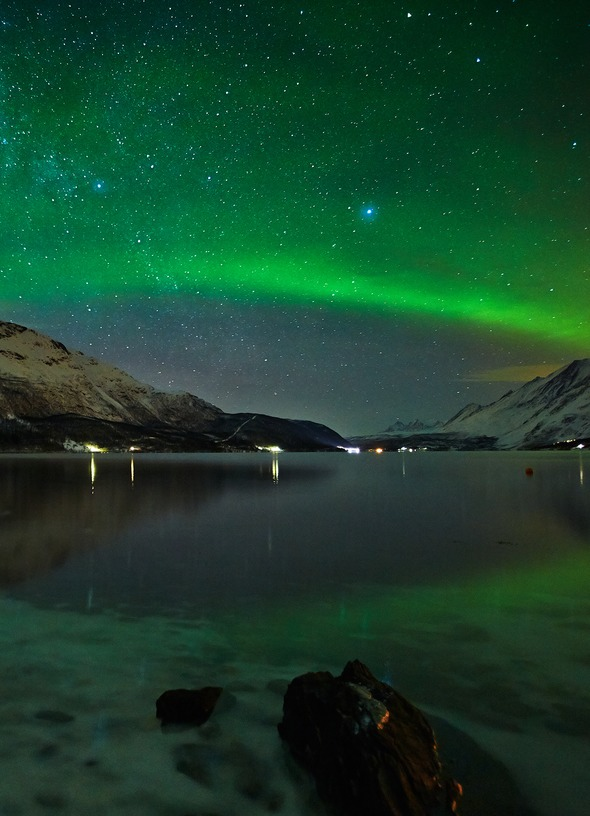 Northern Lights cruise in Norway
