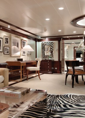 Oceania's Marina & Riviera's Owners Suite