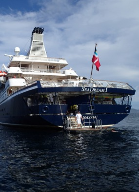 SeaDream Yacht Club review - Cruising the Caribbean