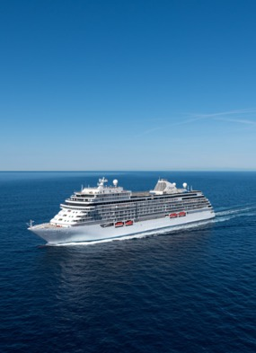 Regent Seven Seas Explorer launches