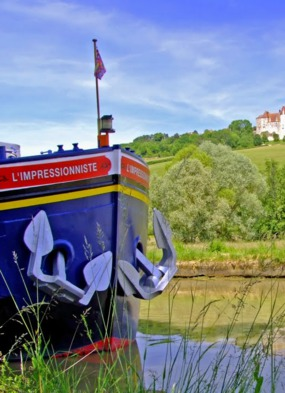 European Waterways review - L'Impressionniste