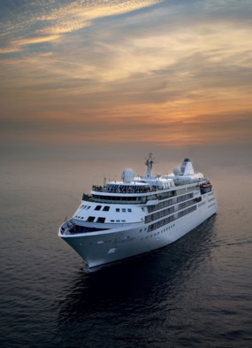 Silversea - Silver Cloud review
