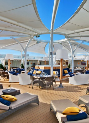 Seabourn Encore review - The Retreat