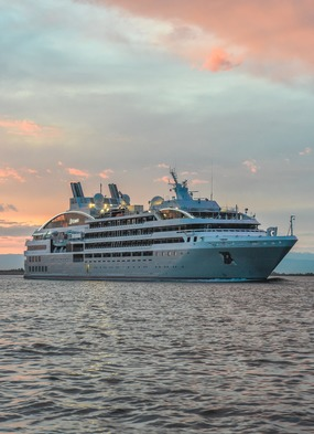 Ponant cruise review - Le Lyrial