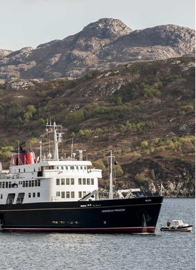 Hebridean Princess - Scotland cruise review