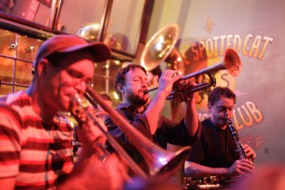 Music on Frenchmen Street, New Orleans