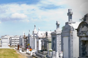 Cities of the Dead, New Orleans