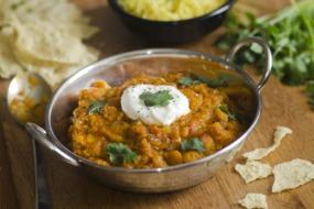 Mumbai potato curry