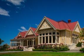 Pen-y-bryn Lodge, near Dunedin, New Zealand