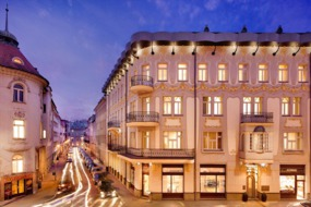 Hotel Palazzo Zichy, Budapest