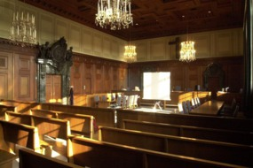 Court Room 600, Nuremberg