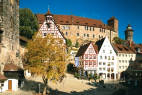 Kaiserburg castle, Nuremberg