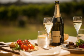 Domaine Chandon winery, Yarra Valley
