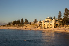 Fremantle beach, Australia