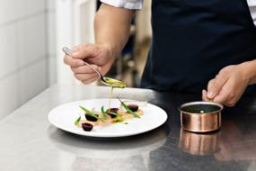 Restaurant cuisine in Copenhagen