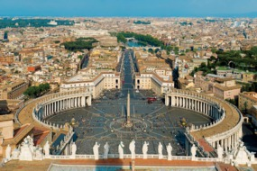 The Vatican City, Rome