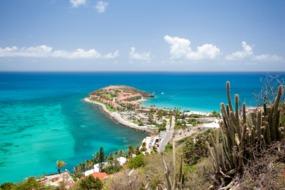 Little Bay, St Maarten