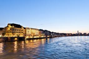 Grand Hotel Les Trois Rois, Basel