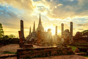 Wat Phrasisanpetch, Ayutthaya, Thailand