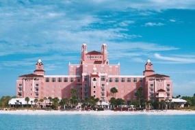 Loews Don Cesar Hotel, St Petersburg