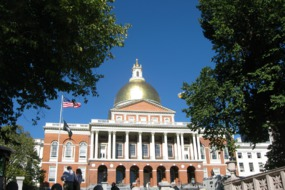 Massachussetts State House, Boston