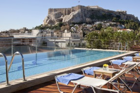 Electra Palace hotel, Athens