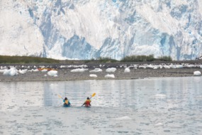 Kayaking in the Kenai Fjords National Park