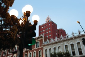 Gaslamp Quarter, San Diego
