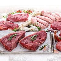 16 Piece BBQ Meat Hamper