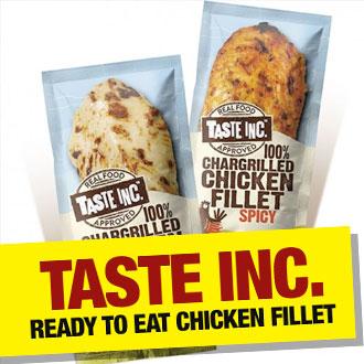 Taste Inc. Ready To Eat Chicken