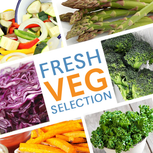 Super Fresh Veg Selection